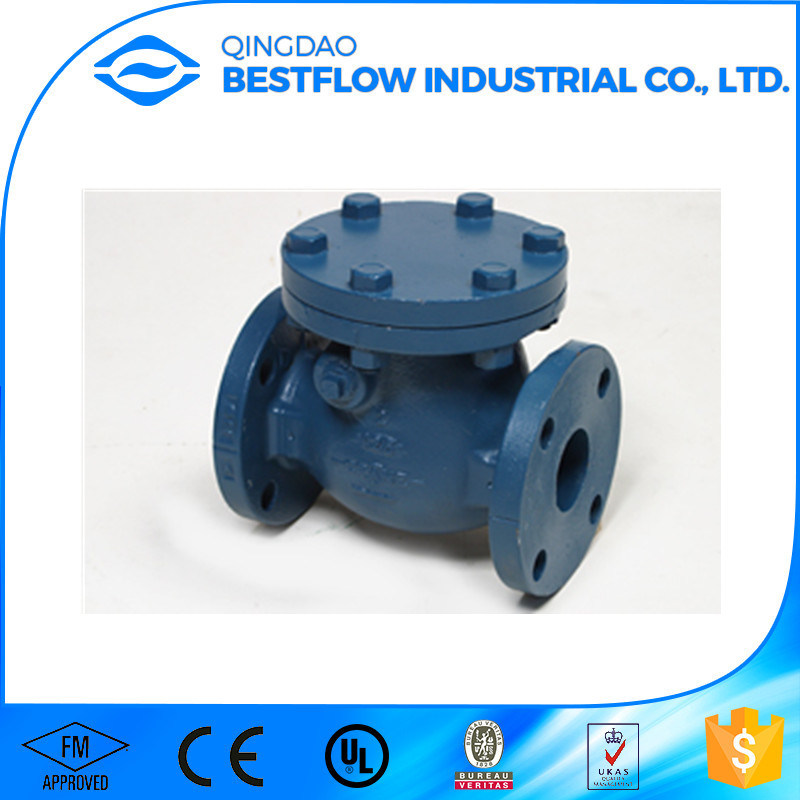 10k Marine Cast Iron Swing Check Globe Valve