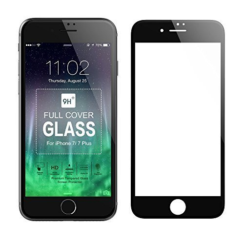 Popular Hot Sales 3D Printing Japan Tempered Glass for iPhone 7