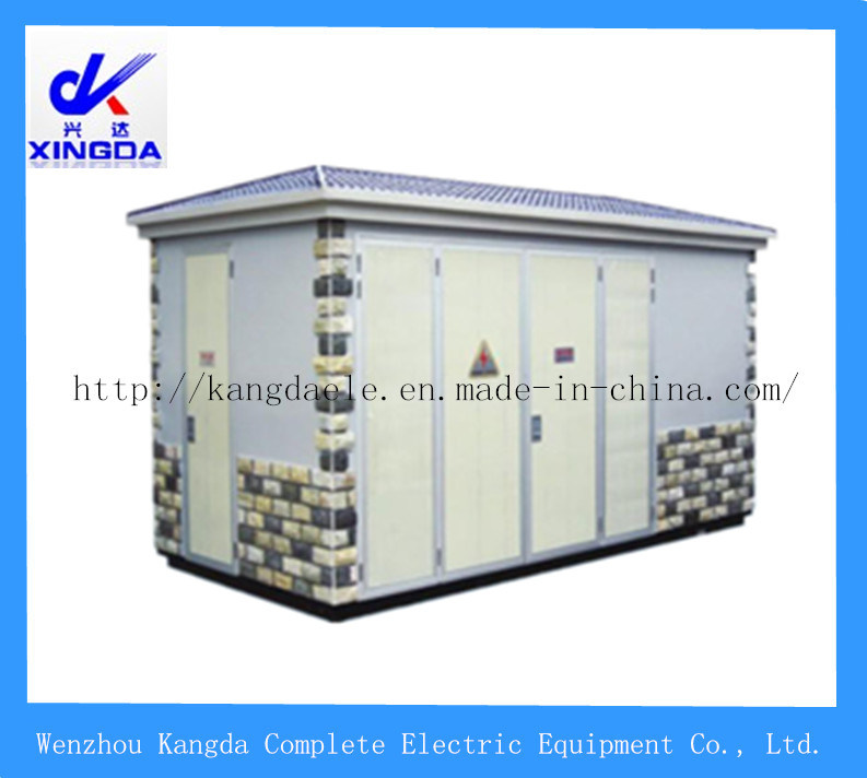 Zbw Series Combined Transformer Substation