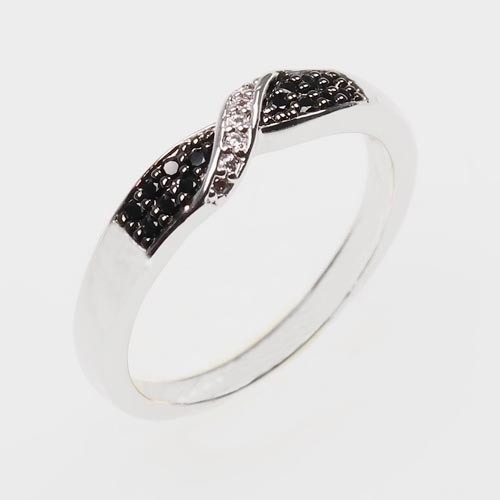 925 Steling Silver Jewelry Ring, Lead and Nickel Free (KR3137)