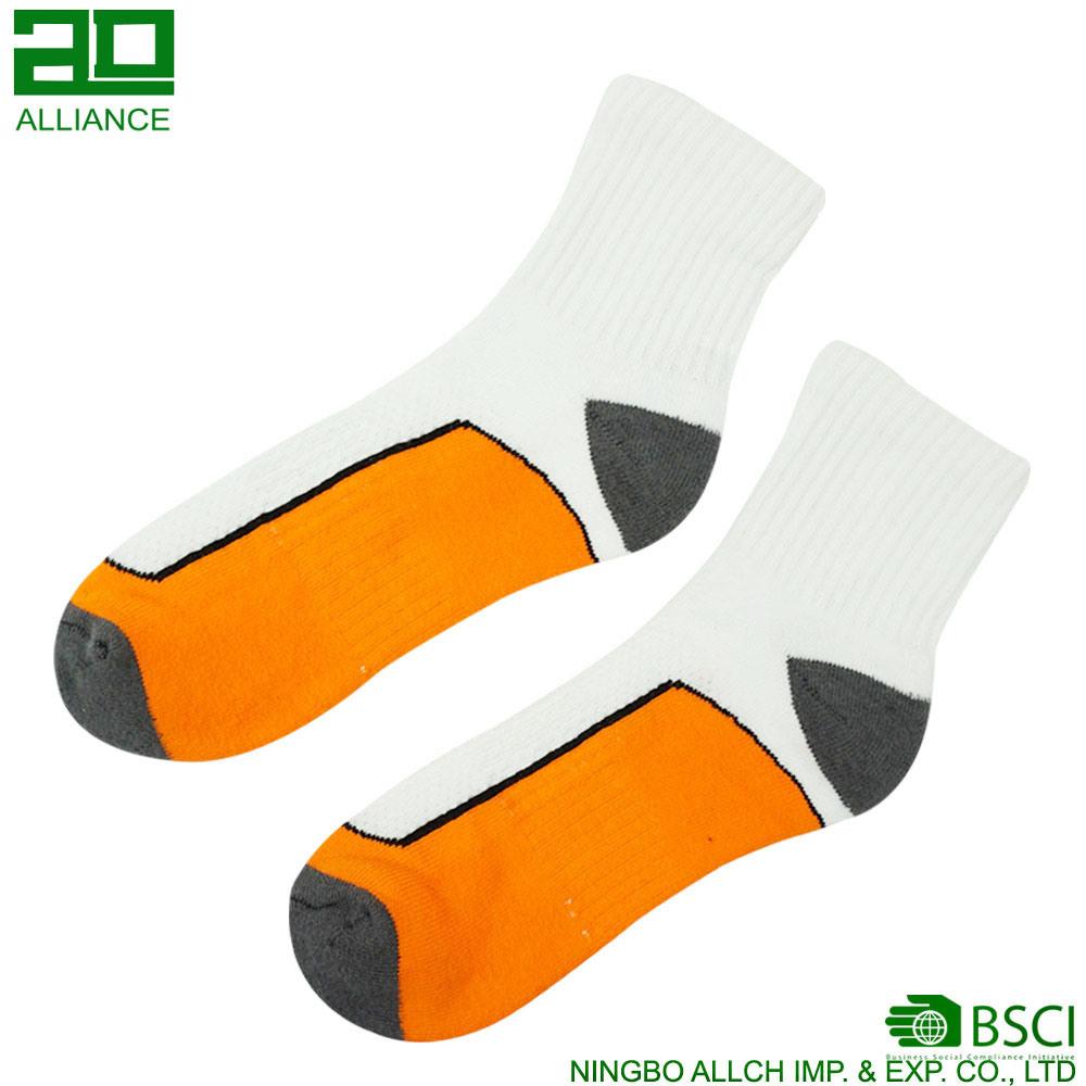 Ningbo Athletic Wholesale Custom Sweat Sport Socks