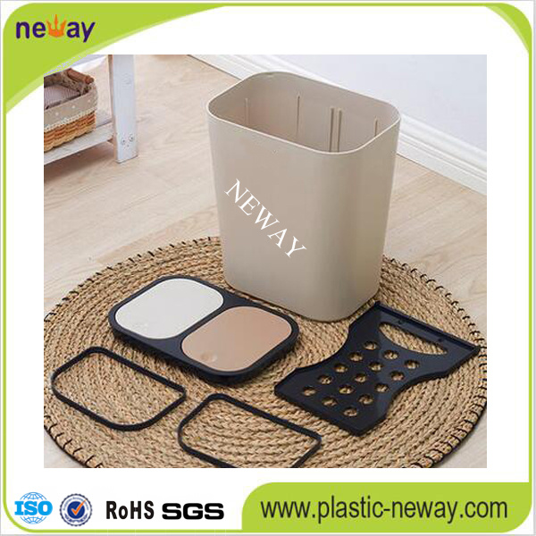 Professional Plastic Garbage Bin Manufacturer