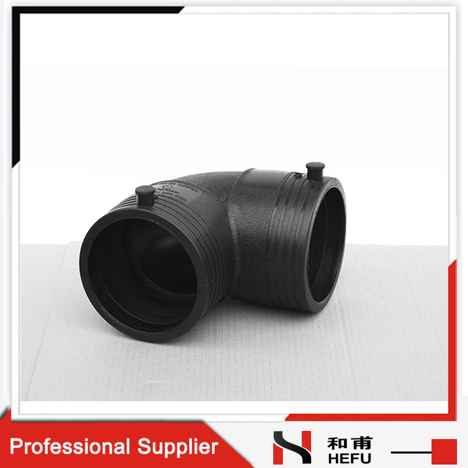 Welding Plastic Types Threaded Elbow Gas Pipe Fittings