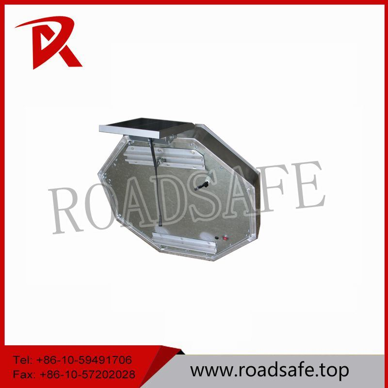 Road Safety Aluminum Flashing Sign Solar Warning Traffic Signs and Symbols