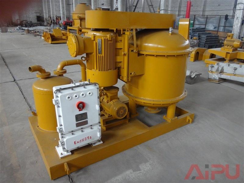 Vacuum Degasser in Oilfield Drilling Fluid Solids Control