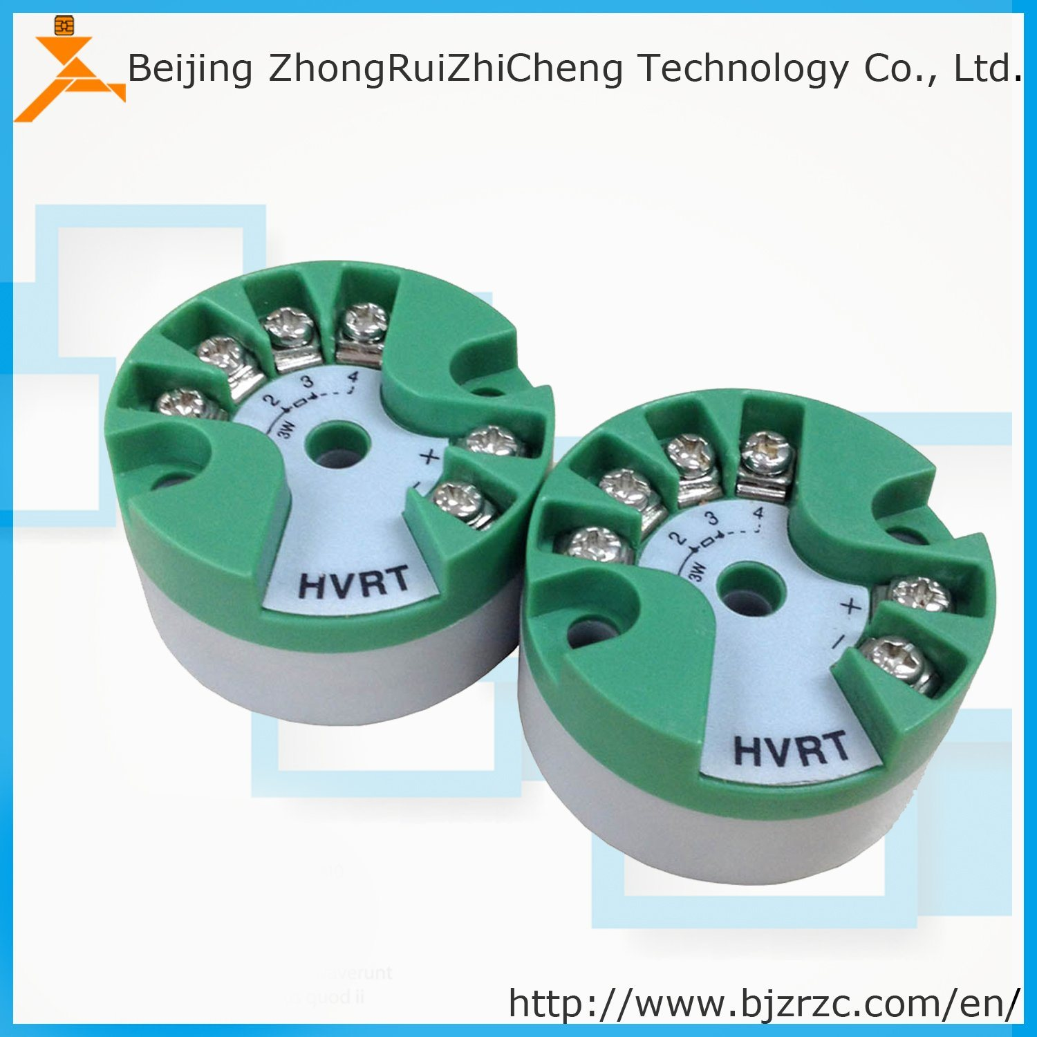 Rtd PT100 to 4-20mA Output Temperature Transmitter