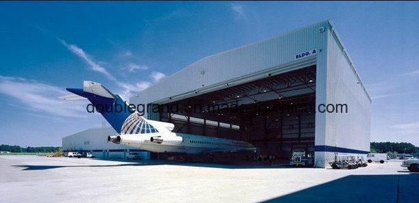 Light Steel Structure Aircraft Hanger