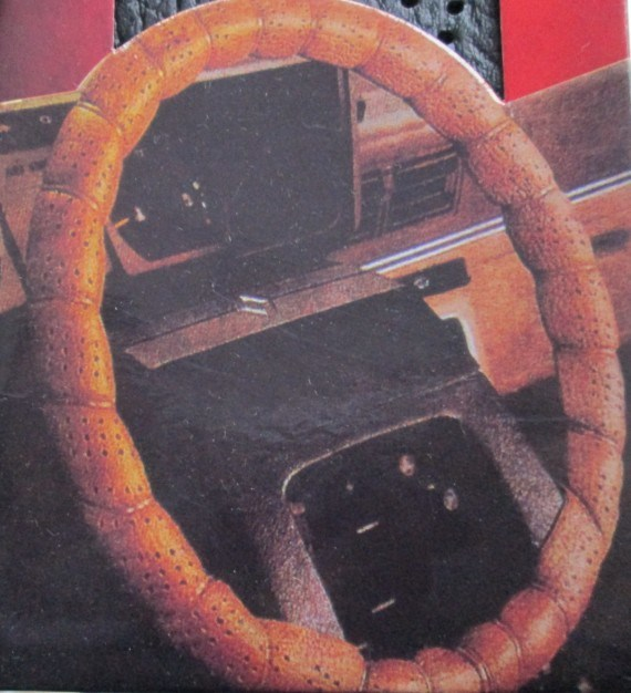 Car Auto Steering Wheel Cover