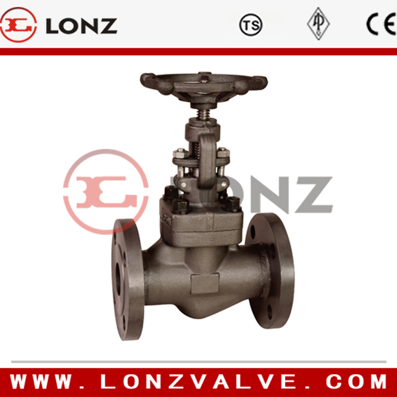 Forged Steel Globe Valve (J31H)