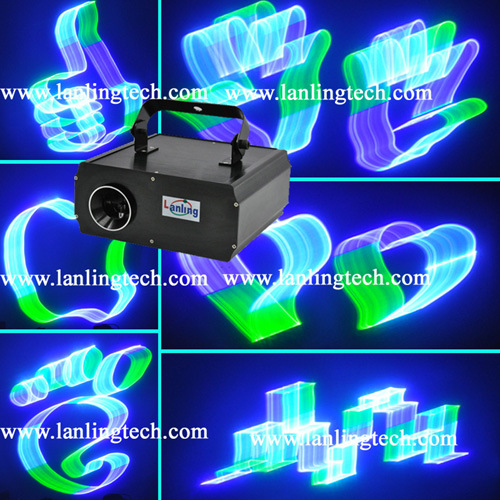 3D Laser Light /3D Laser Projector (L3DF51GB)