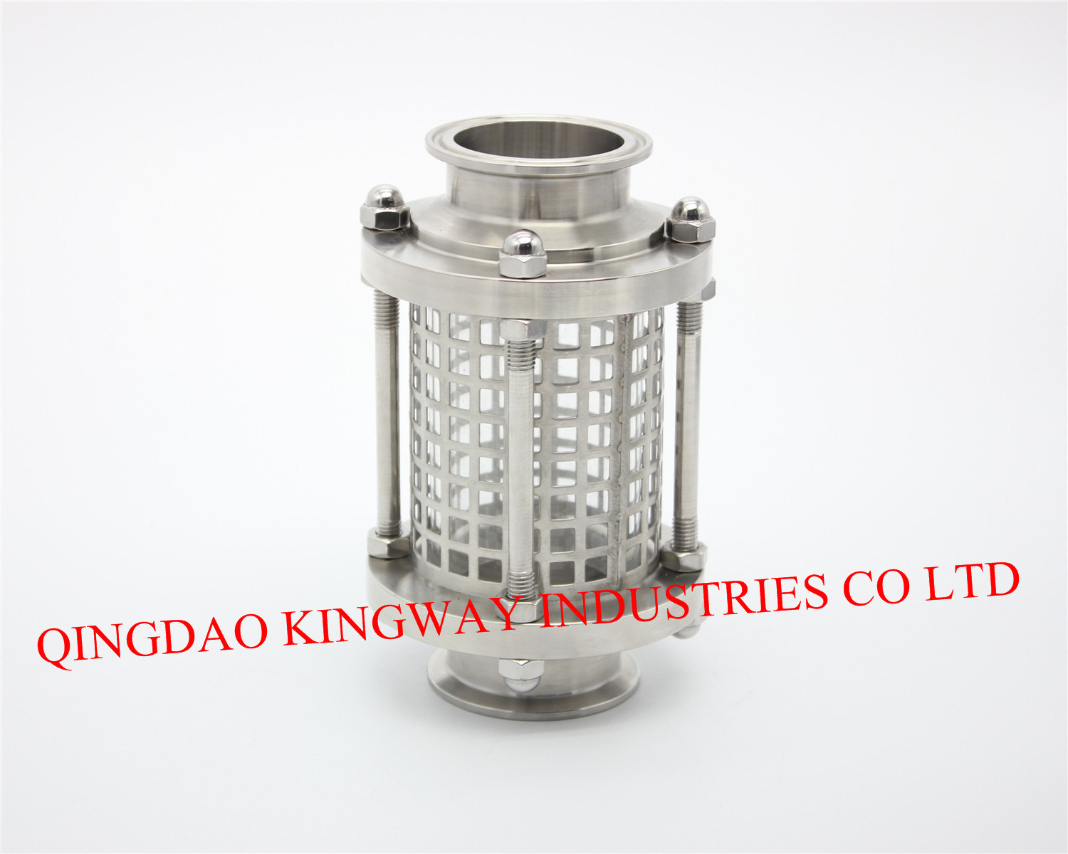 Sanitary Straight Clamped Sight Glass