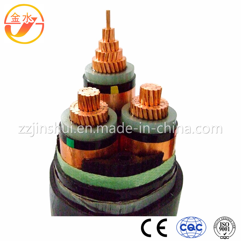 Electrical ABC PVC Insulated Aerial Bundled Electric Overhead Drop Cable