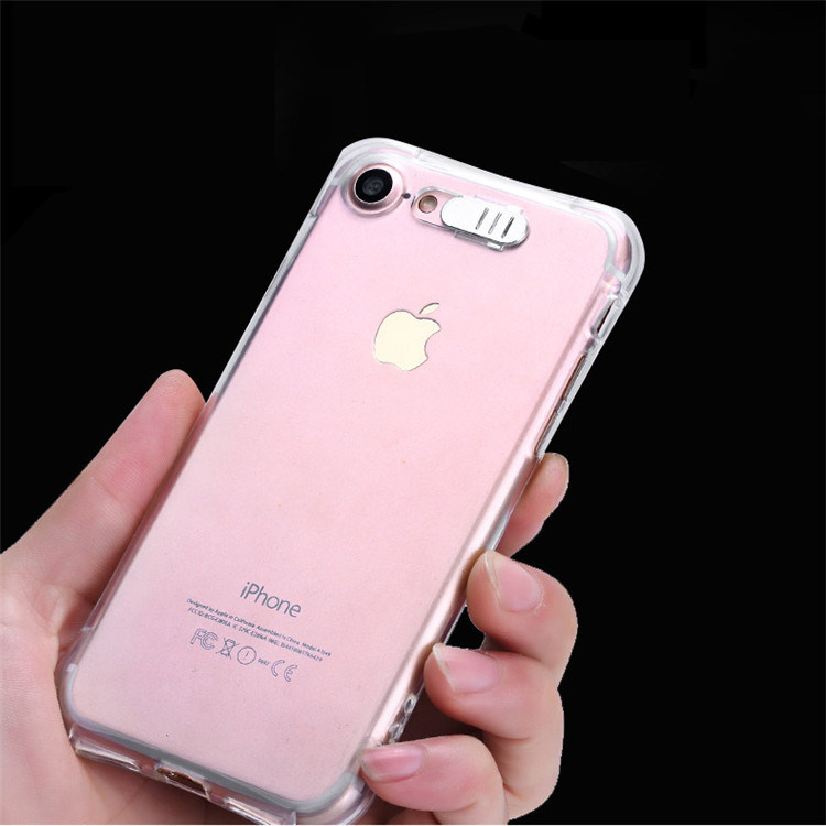 New TPU Skin Mobile Phone Cover for iPhone 7 7plus