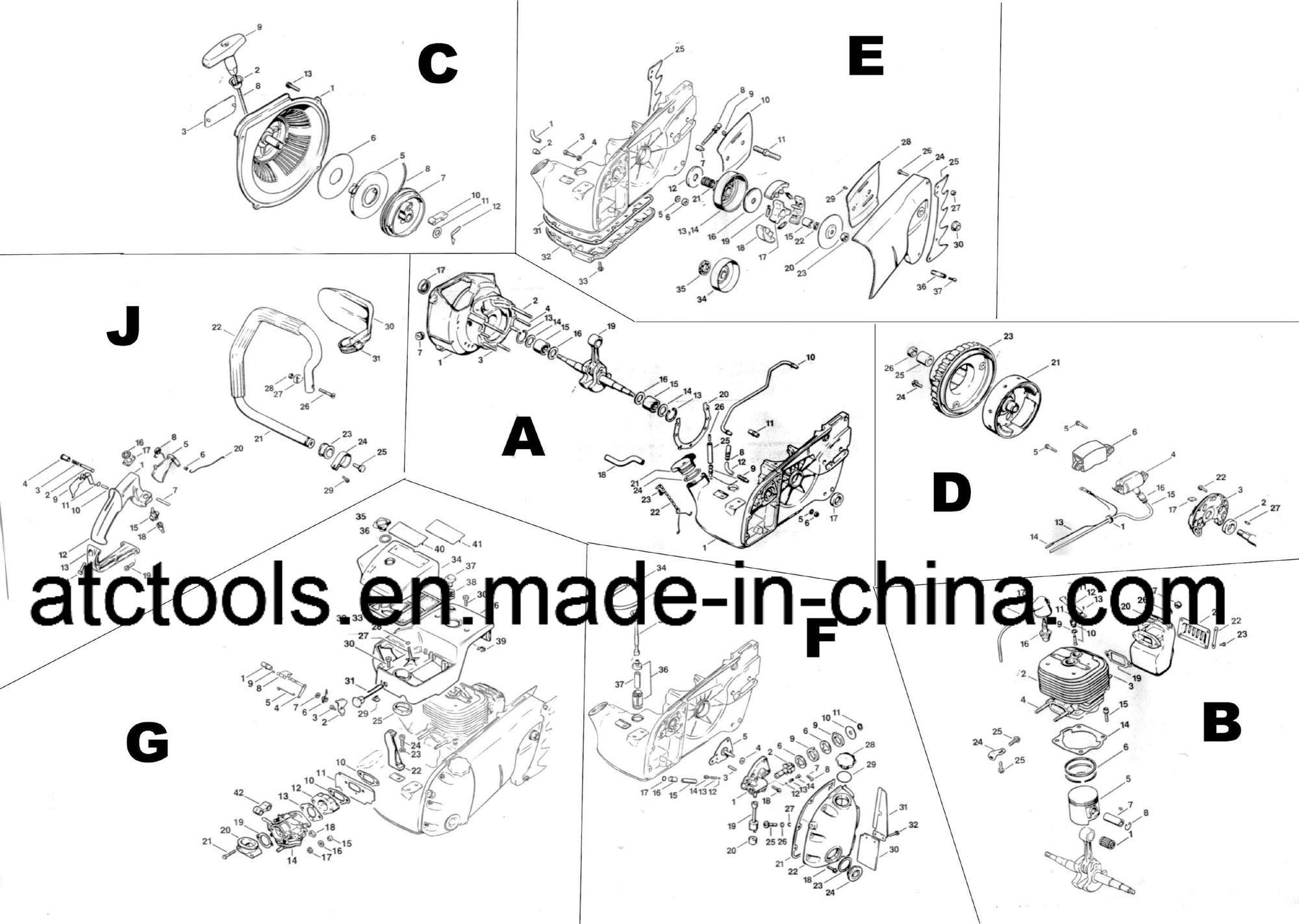 stihl 038 av parts diagram  stihl  free engine image for