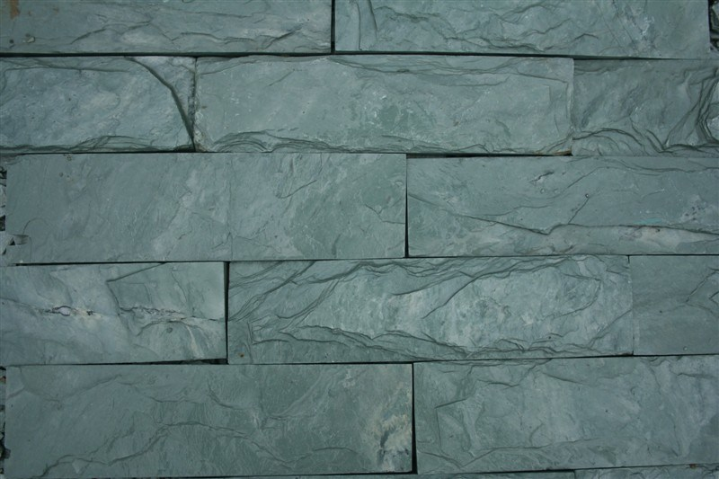 China Slate Stone Designs Wall Tiles Green