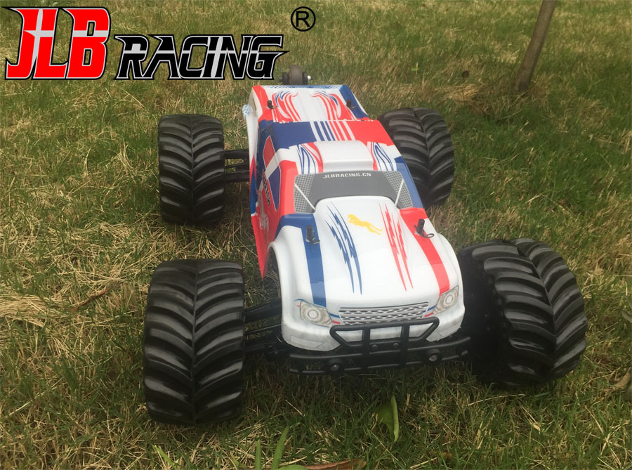 High Speed RC Toys 2.4G 4WD Short Truck RC Car 1: 10 Electric Car Buggy with 3670 Brushless Motor and 80km/H