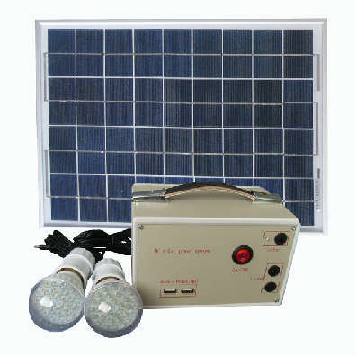 Solar DC Light (ZY-107) Energy Saving Products