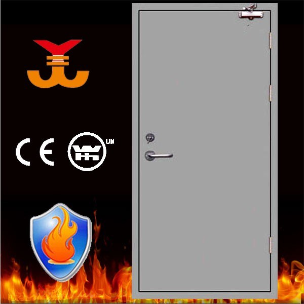 Steel BS 2 Hours Fire Rated Door