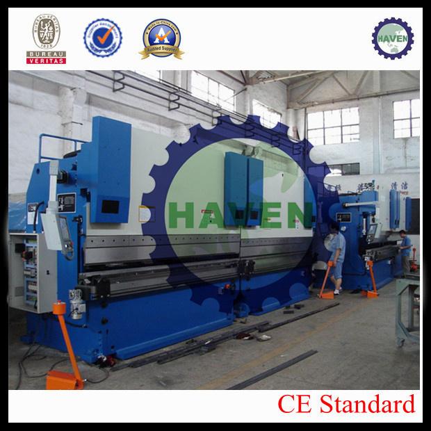 WC67K Metal Plate Processing DELEM DA56 bender machine