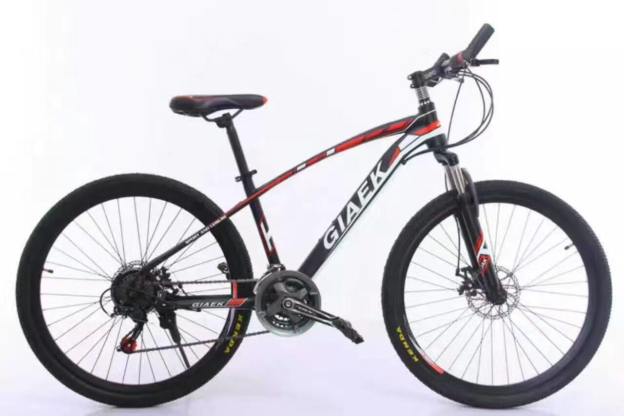 12′′~26′′ Carbon Steel Mountain Bike (MTB-016)