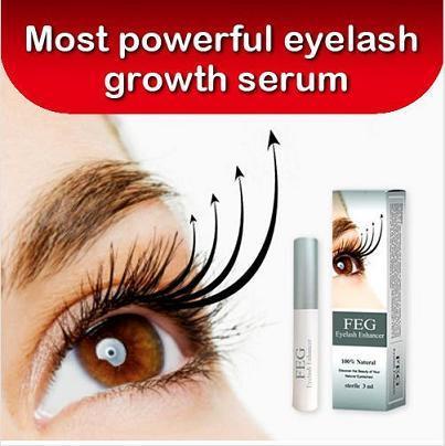 Best Eyelash Growth Product Feg Eyelash Enhancer Serum - 0056