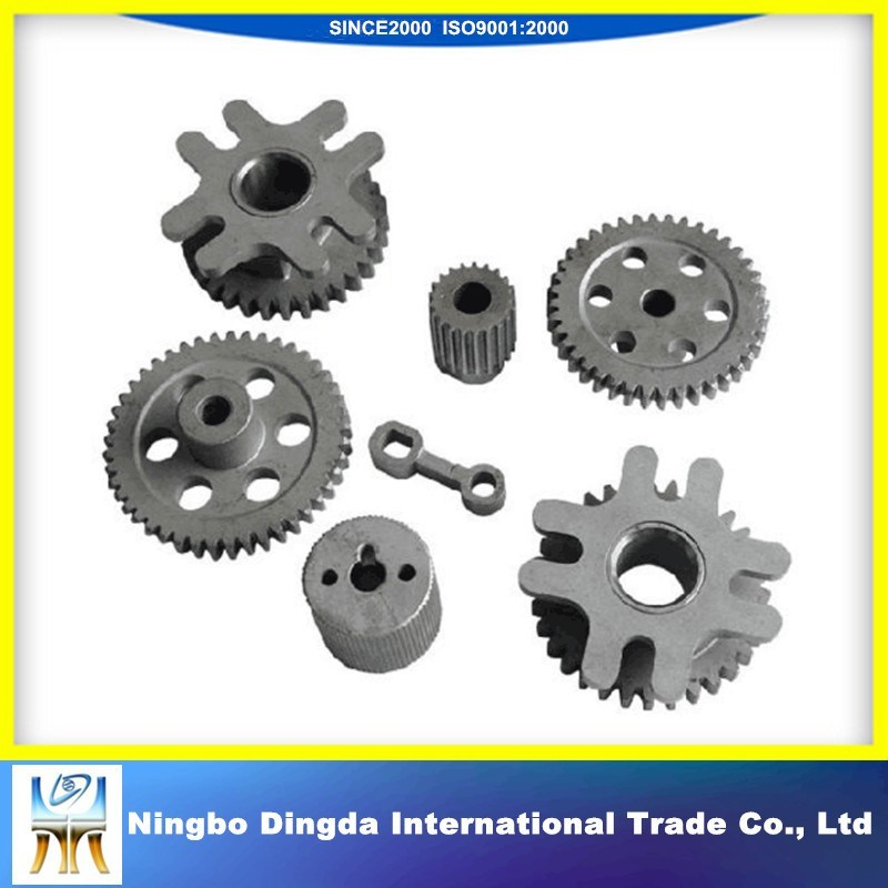 Customized Powder Metallurgy Mould Parts