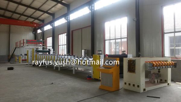 2/3/4-Layer Hard Cardboard Production Line