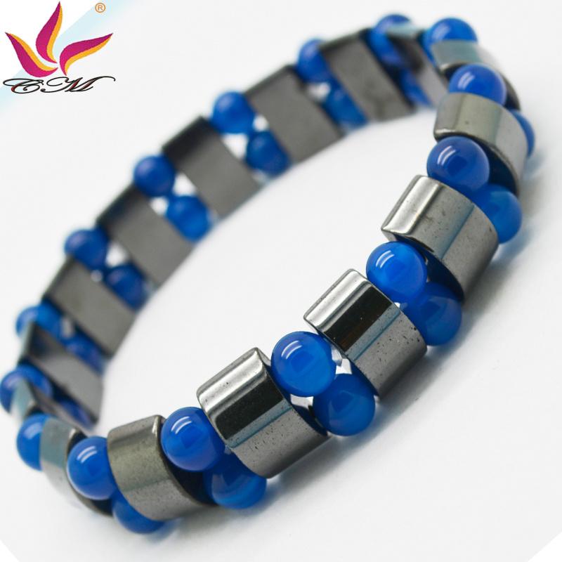Htb-115 New Wrap Therapy Safety Pin Bracelet