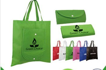 Foldable Canvas Cotton Non Woven Tote Jute Shopping Bag