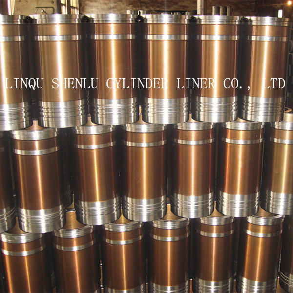 China Diesel Engine Spare Parts Cylinder Liner Used For