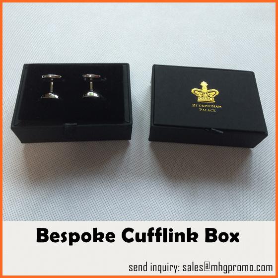 Bespoke Cufflink Box