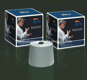 Ring Spun Polyester/Viscose 67/33 Yarn Ne 30/1*