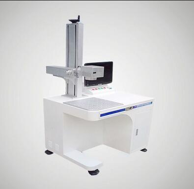 30W 50W Fiber Laser Marking Machine with Factory Price