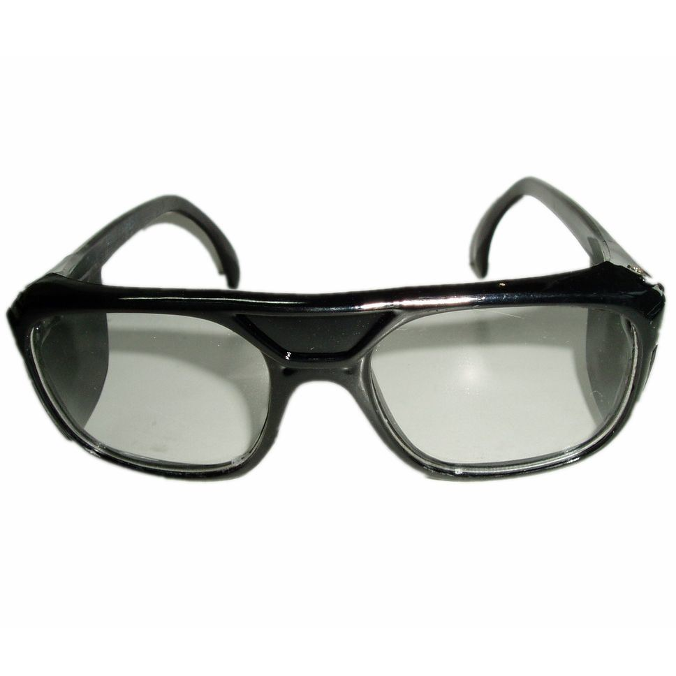 Black Safety Industry Protective Work Goggles (JMC-398F)