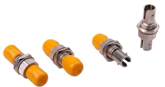 Sc-Sc (APC) Fiber Optic Adapter