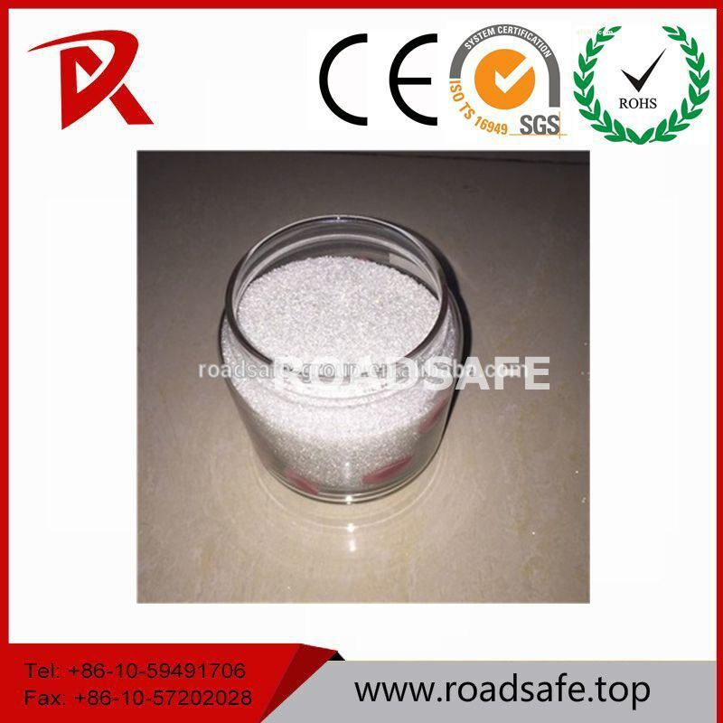 Road Safety Glass Beads for Reflective Road Marking Paint