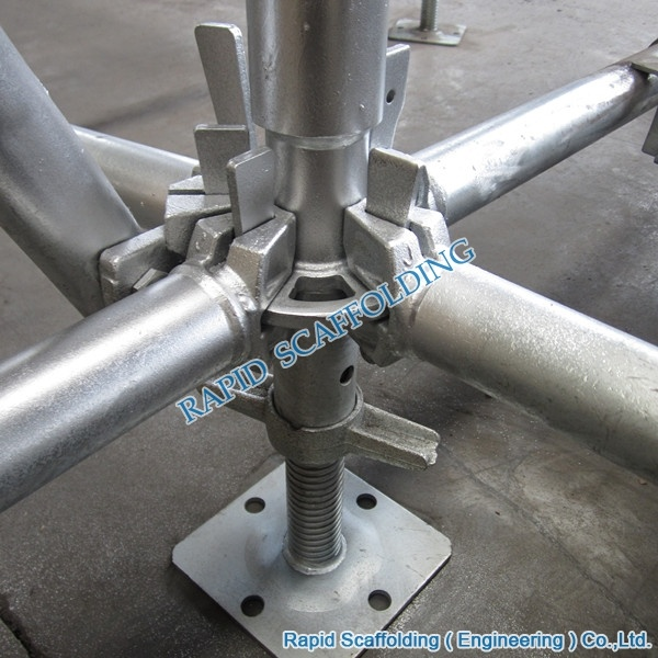 Working Platform Steel Tower Ringlock Scaffolding