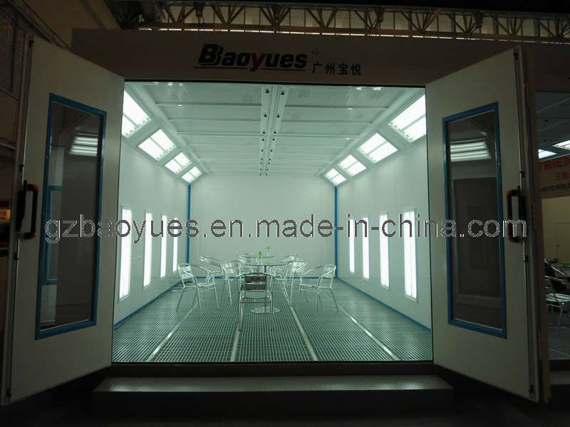 Used Car Spray Booth