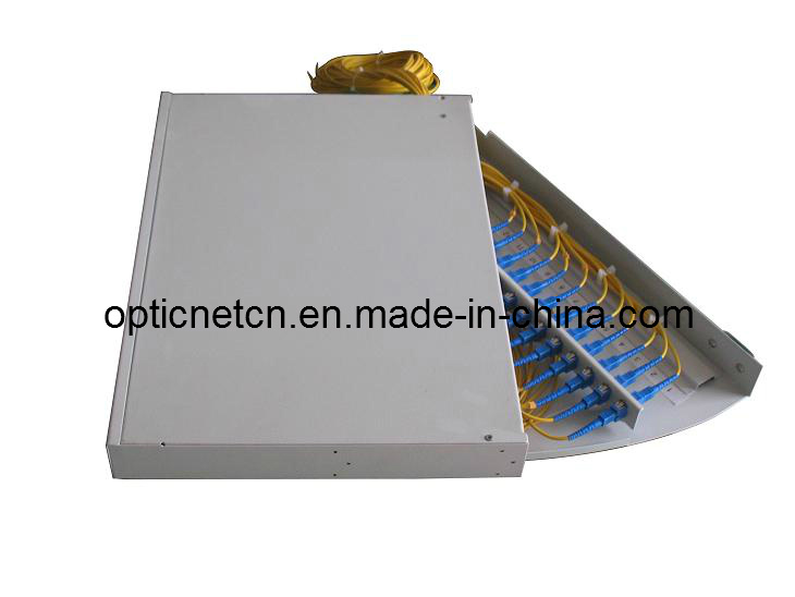 Patch Panel Optical Patch Panel Rack Mounting ODF
