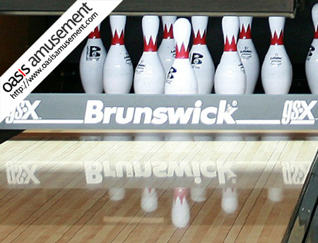 Brunswick Bowling Equipment with Installation (GSX)