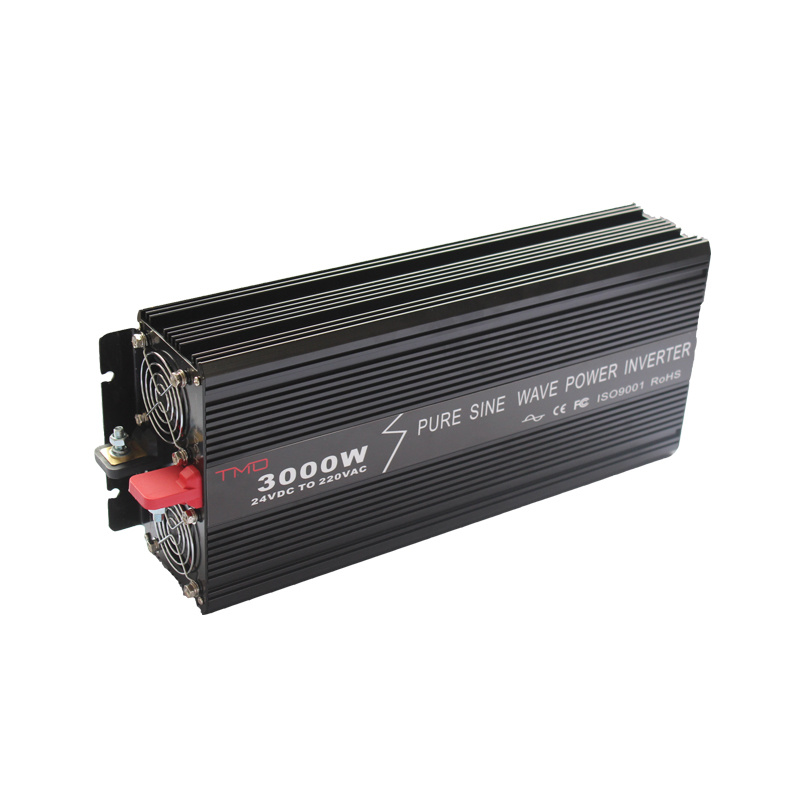3000W 12V 24V 48V DC to AC 110V 220V Pure Sine Wave Power Inverter 3kw Inverter