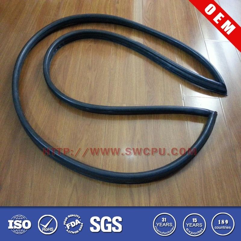 First Grade Rubber Extrusion (SWCPU-R-E158)