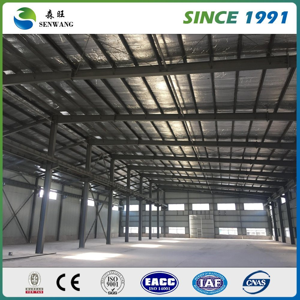 Prefaricated Light Steel Structure Warehouse, Prefabricated Steel Structure