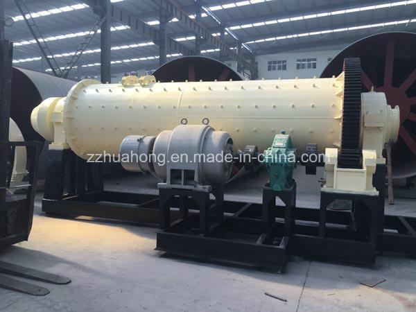 Ball Type Stone Grinding Machine