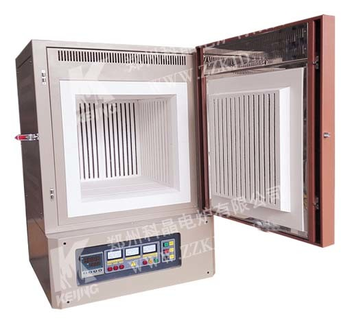 1200c Box Furnace with 5 Heating Electric Muffle Furnace
