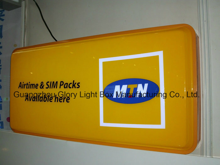 Outdoor Advertising Vacuum Forming Light Box