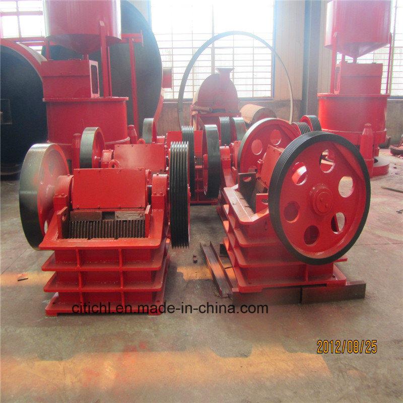 Granite Stone Jaw Crusher of Mining Machine