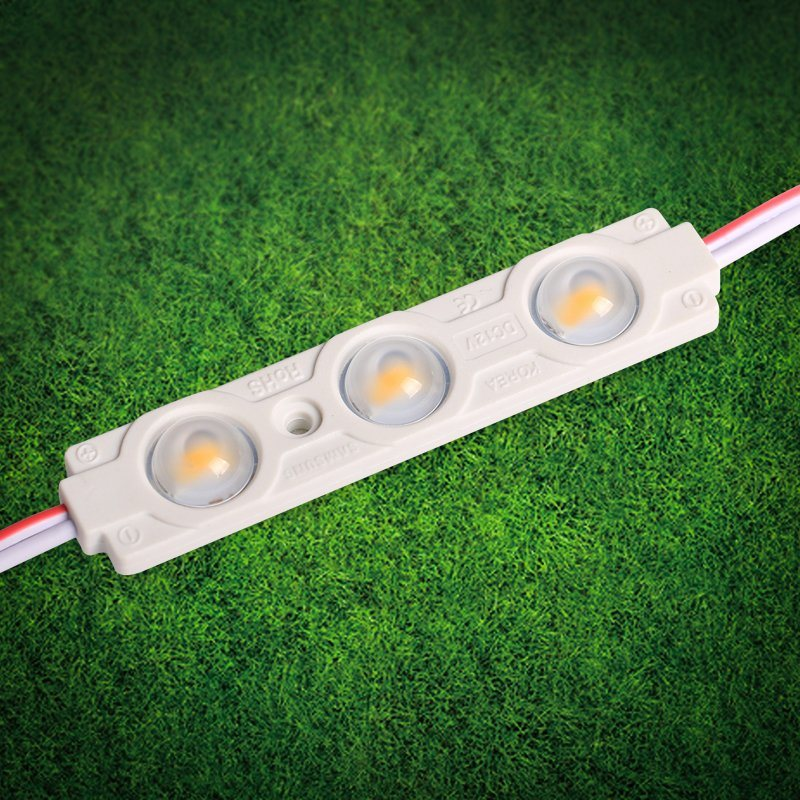 Competitive Price LED Module with Lens 5730 SMD for Advertising