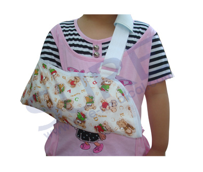 Nice and Popular Arm Sling for Adult and Children Bandage