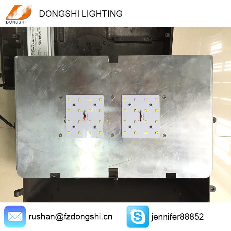 Outdoor Aluminum Housing 60W IP65 LED Wall Pack Light